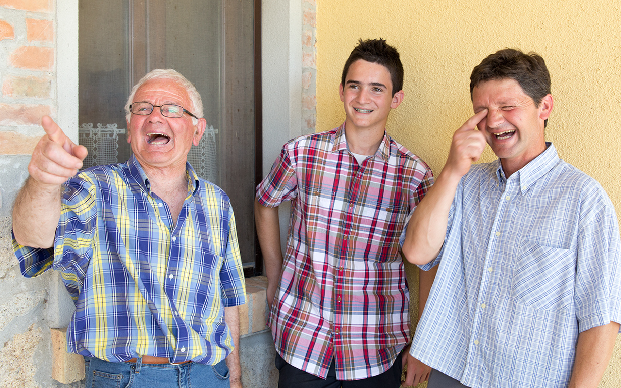 Three Generations Of Growers